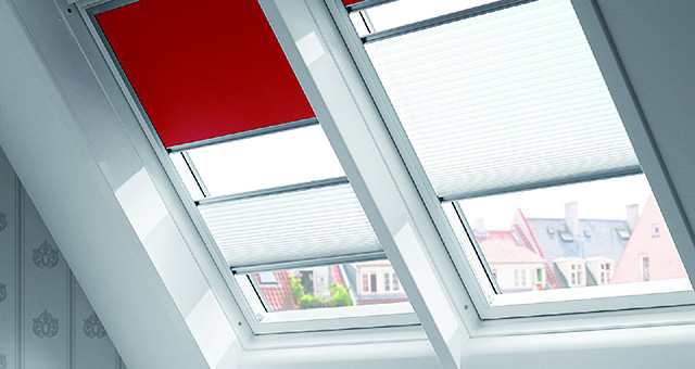 Velux GGU tetőtéri ablakok