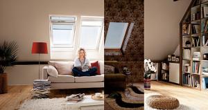 Velux tetőtéri ablak csere