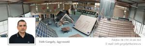 Roto tetőablak beépítés, Velux tetőtéri ablak beépítés