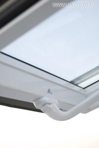 Roto Designo R7 tetőablak kilincs