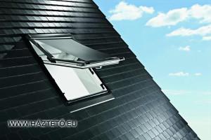 Roto Designo R7 tetőablak, hővédő rolóval