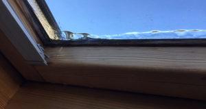 Tetőablak párásodása