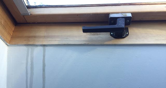 tetőtéri ablak párásodása