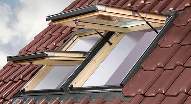 Optilight tetőtéri ablak