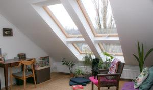 Optiliht tetőtéri ablak beépítés