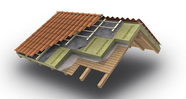 Tetőtér hőszigetelése, három rétegű tetőtéri ablak