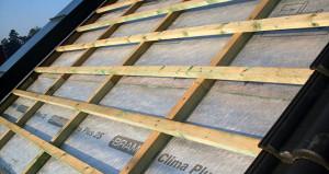 Bramac hőtükrös és páraáteresztő tetőfólia