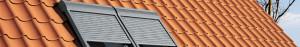 Velux tetőtéri ablak redőny