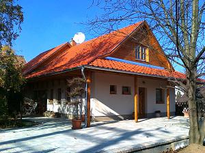 Tetőfedés, ács munkák és tetőfelújítás Kerepes Szilasligeten