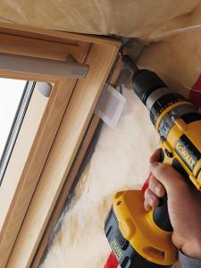 Velux BBX párafékező fólia tetőtéri ablakokhoz