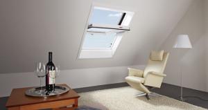 Roto billenő tetőablak