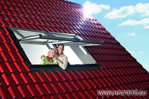 Roto Designo R7 tetőablak