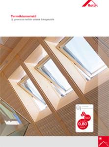 Roto tetőtéri ablak