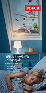 Velux tetőtéri ablak árnyékolók