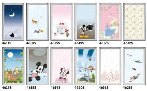 VELUX & Disney álomkollekció