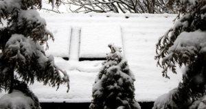 Tetőtéri ablakcsere télen