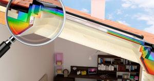 Tetőtér hőszigetelése és a tetőtéri ablak