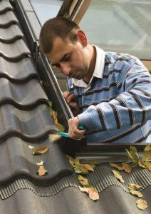 Tetőtéri ablakok karbantartása